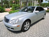2004 Brilliant Silver Metallic Mercedes-Benz S 430 Sedan #72397915