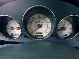 2000 Mercedes-Benz SLK 230 Kompressor Roadster Gauges