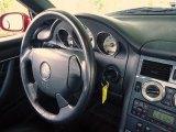 2000 Mercedes-Benz SLK 230 Kompressor Roadster Steering Wheel