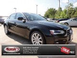 2013 Brilliant Black Audi A4 2.0T Sedan #72397988
