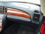 2003 Lexus SC 430 Dashboard