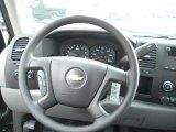 2013 Chevrolet Silverado 1500 LS Regular Cab 4x4 Steering Wheel