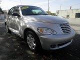 2007 Bright Silver Metallic Chrysler PT Cruiser Convertible #72470498