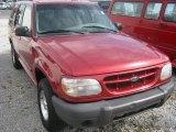 1999 Ford Explorer Toreador Red Metallic
