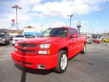 2004 Chevrolet Silverado 1500 Victory Red