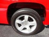 2004 Chevrolet Silverado 1500 SS Extended Cab AWD Wheel