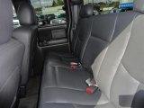 2004 Chevrolet Silverado 1500 SS Extended Cab AWD Rear Seat