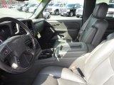 2004 Chevrolet Silverado 1500 SS Extended Cab AWD Dark Charcoal Interior