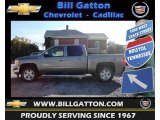 2013 Graystone Metallic Chevrolet Silverado 1500 LT Crew Cab 4x4 #72470380