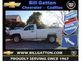 2013 Summit White Chevrolet Silverado 1500 Work Truck Regular Cab 4x4 #72470377