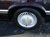 Cadillac Eldorado 1993 Wheels and Tires