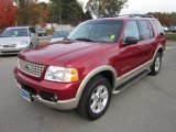 2005 Ford Explorer Redfire Metallic
