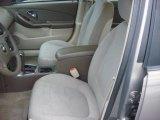 2007 Chevrolet Malibu LS V6 Sedan Front Seat