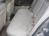 2007 Chevrolet Malibu LS V6 Sedan Rear Seat