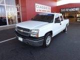 2005 Summit White Chevrolet Silverado 1500 Extended Cab #72470159
