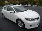 Lexus CT Data, Info and Specs