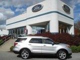 2011 Ingot Silver Metallic Ford Explorer Limited 4WD #72469845