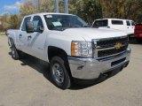 2013 Chevrolet Silverado 2500HD LS Crew Cab 4x4 Data, Info and Specs