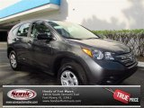 2013 Polished Metal Metallic Honda CR-V LX AWD #72469734