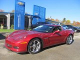 2013 Crystal Red Tintcoat Chevrolet Corvette Grand Sport Coupe #72469921