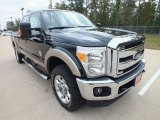 2012 Green Gem Metallic Ford F250 Super Duty Lariat Crew Cab 4x4 #72470442