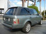 2006 Land Rover Range Rover Giverny Green Metallic