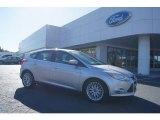 2012 Ingot Silver Metallic Ford Focus SEL 5-Door #72470041
