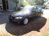 2009 Black Sapphire Metallic BMW 3 Series 328i Sedan #72470434