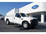 2008 Ford F350 Super Duty XL Regular Cab Data, Info and Specs