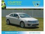 2011 White Platinum Tri-Coat Ford Fusion SE #72470236