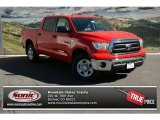 2013 Radiant Red Toyota Tundra CrewMax 4x4 #72469711