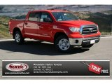 2013 Radiant Red Toyota Tundra CrewMax 4x4 #72469710