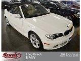 2006 Alpine White BMW 3 Series 325i Convertible #72470113