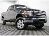 2010 Tuxedo Black Ford F150 XL SuperCab 4x4 #72470231