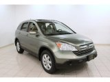 2009 Green Tea Metallic Honda CR-V EX-L #72470320