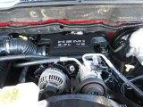 2008 Dodge Ram 1500 Lone Star Edition Quad Cab 5.7 Liter MDS HEMI OHV 16-Valve V8 Engine