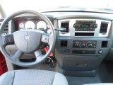 2008 Dodge Ram 1500 Lone Star Edition Quad Cab Dashboard