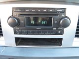 2008 Dodge Ram 1500 Lone Star Edition Quad Cab Audio System