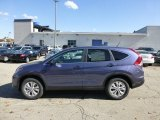2013 Twilight Blue Metallic Honda CR-V EX AWD #72470311