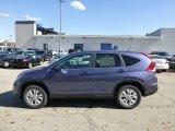 2013 Twilight Blue Metallic Honda CR-V EX AWD #72470311