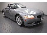 2007 Silver Grey Metallic BMW M Roadster #72522153
