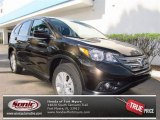 2013 Kona Coffee Metallic Honda CR-V EX AWD #72521964