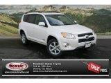 2012 Blizzard White Pearl Toyota RAV4 V6 Limited 4WD #72521907