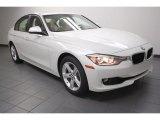 2013 Mineral White Metallic BMW 3 Series 328i Sedan #72522147