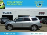 2010 Quicksilver Metallic Buick Enclave CX #72522036