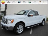 2010 Oxford White Ford F150 Lariat SuperCab #72522032