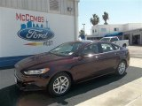 2013 Bordeaux Reserve Red Metallic Ford Fusion SE #72521993