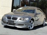 2008 Space Grey Metallic BMW 3 Series 335xi Coupe #72522073