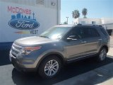 2013 Sterling Gray Metallic Ford Explorer XLT #72521992