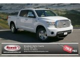 2013 Super White Toyota Tundra Limited CrewMax 4x4 #72521929